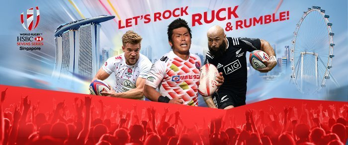 Everything You Need To Know About the 2019 HSBC World Rugby Singapore Sevens
