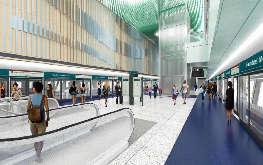 MRT New Station Singapore