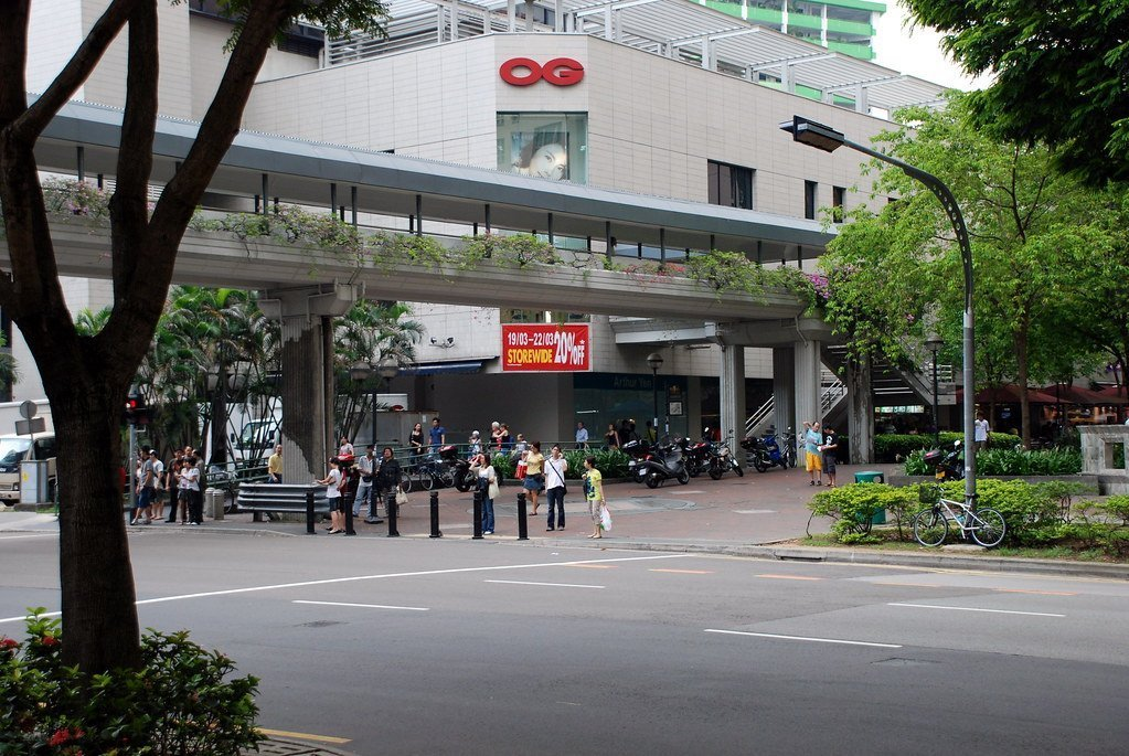 OG Stores Singapore